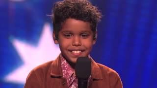 Australia's Got Talent 2013 | Finals | Dean Brady Sings Who's Loving You