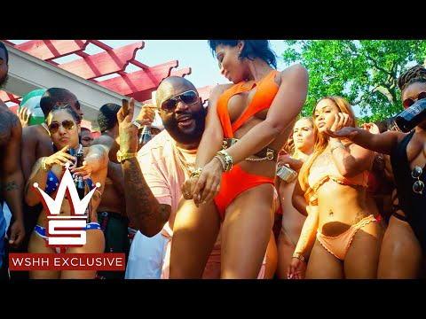 Rick Ross Same Hoes music videos 2016
