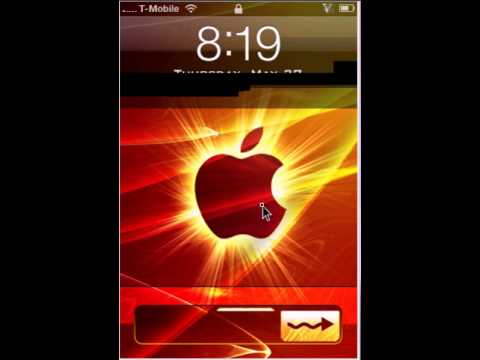 Top 3 WinterBoard Lockscreens For IPhone and IPod Touch