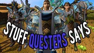 Runescape - Stuff Questers Say