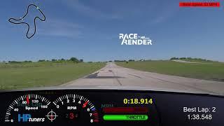 Track Night in America - Harris Hill Raceway - 4/10/2019 - Session 2