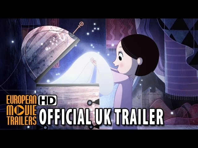 Song of the Sea Official UK Trailer (2015) HD