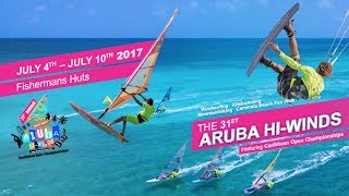 Aruba Hi-Winds after-movie 2017 long version