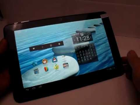 10.1'' Capacitive Touch Screen 3G HDMI Android 4.1 16GB U30GT Dual Core 1.6GHz CPU Tablet PC