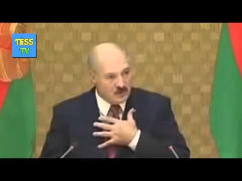 Лукашенко Если развалиться Россия нам всем будет хана! Упаси боже развала ее!