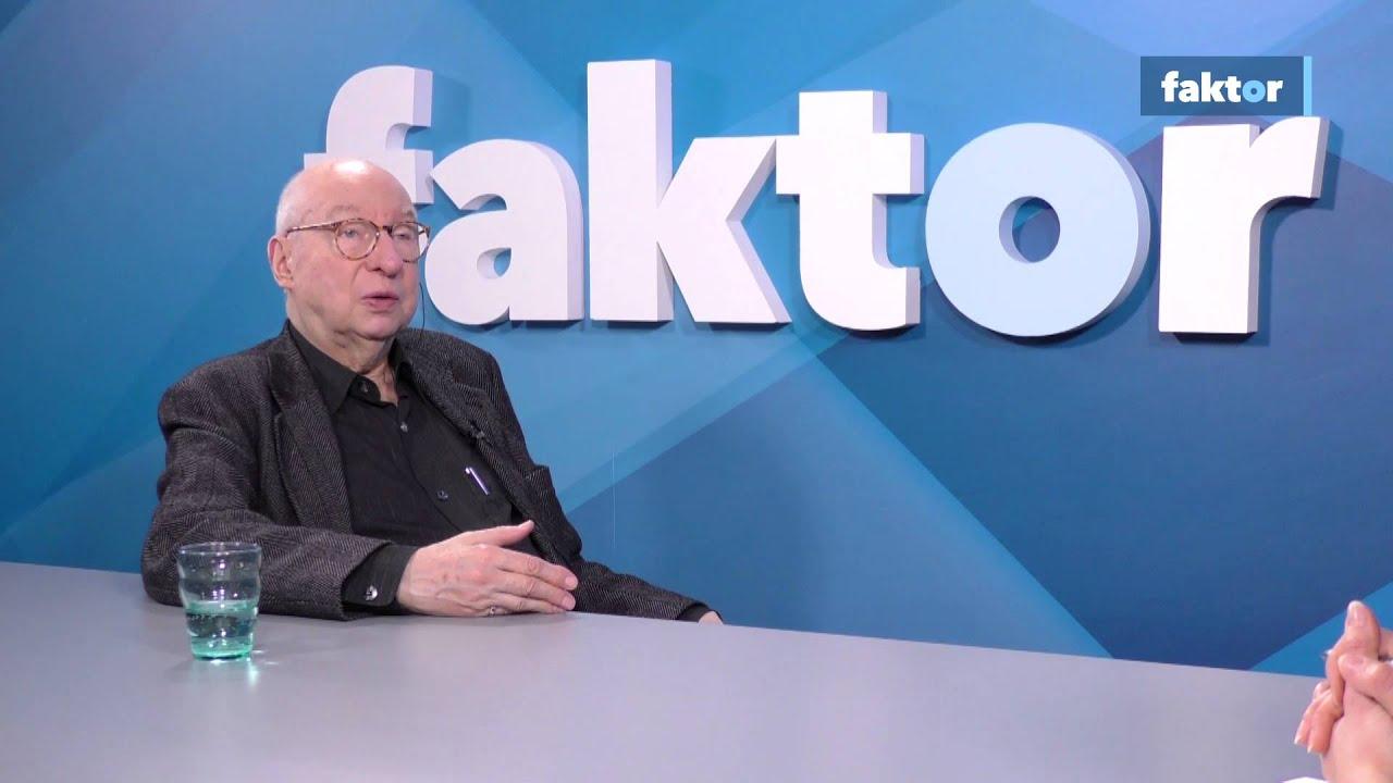 A Faktor TV vendége Aribert Reimann