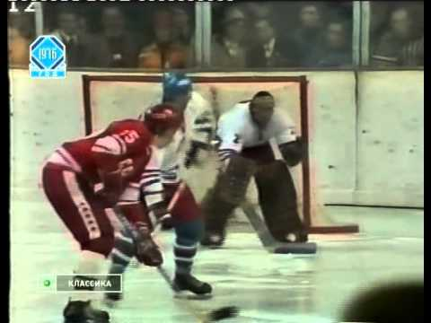 Олимпийские игры 1976 года, Инсбрук, СССР-Чехословакия