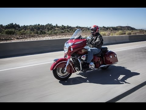 2014 Indian Chief Motorcycles - Jay Leno's Garage video