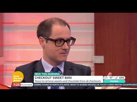 Will Tescos Plan To Promote Healthy Eating Work? | Good Morning Britain