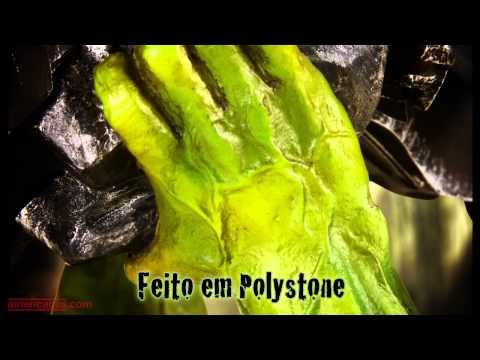 Estátua Hulk Movie Fine Art - Piziitoys | Americanas.com