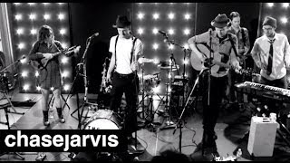 The Lumineers Ho Hey on Chase Jarvis LIVE
