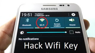 How to Find Wifi Password in Your Android Device 2016!