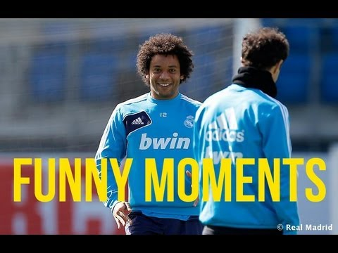 Marcelo Vieira Funny Moments 2013 - 2014
