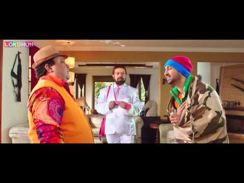 Kidnap - Latest Punjabi Comedy Scene 2014 - Diljit Dosanjh & Manoj Pahwa - Lokdhun Punjabi video