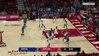 Highlights: Hofstra at Maryland | Big Ten Basketball