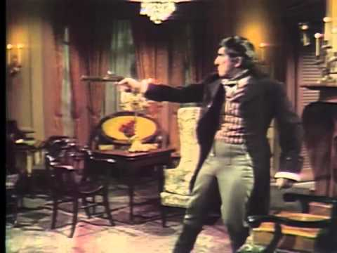 Dark Shadows: Angelique curses Barnabas