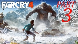 Far Cry 4 Valley of the Yetis Walkthrough Part 3 PS4 XBOX PC 1080p