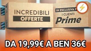 впёNEWS - Amazon Prime RINCARA in ITALIA