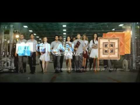 Gilan Seramik - reklam çarxı