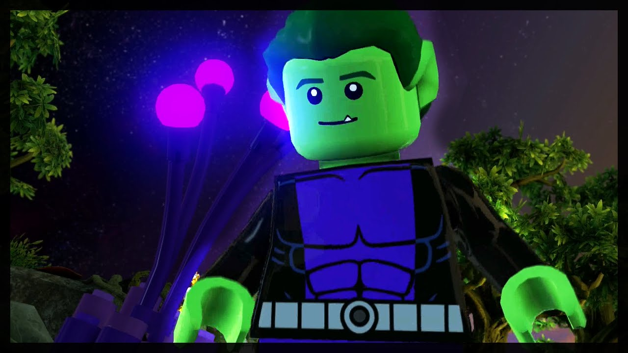 Lego Batman 3 Beyond Gotham Beast Boy Lego Batman 3 Beast Boy Free