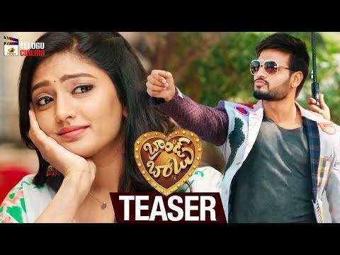 Brand Babu Movie TEASER | Eesha Rebba | Sumanth Shailendra | Maruthi | #BrandBabu | Telugu Cinema