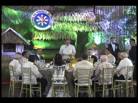 State Dinner in honor of H.E Barack H. Obama, President of the United States of America 4/28/2014