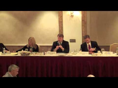 Dirty Politics? County Exec Forum @ Pittsburgh Rotary