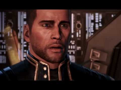 MASS DEFFECT ~ 7 ~ Shepard's reaction to the ENDINGS