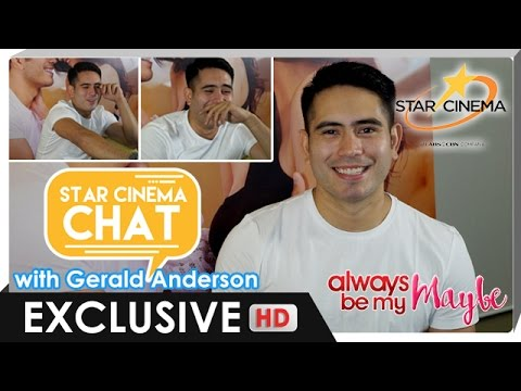 [FULL] Star Cinema Chat with Gerald Anderson | 'Always Be My Maybe'