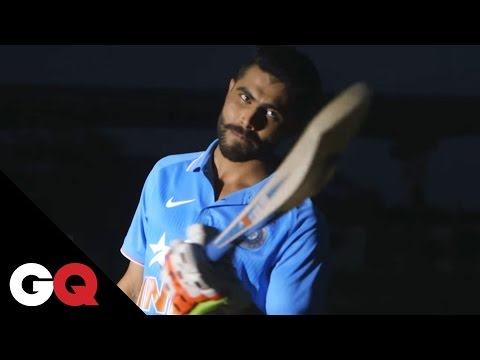 Ravindra Jadeja Takes GQ's Bowl-Out Challenge (Official)