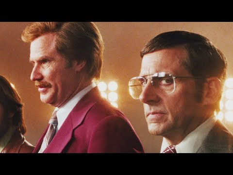 Anchorman 2 Trailer 2013 Will Ferrell, Steve Carell Movie - Official [...