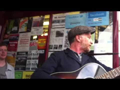 Billy Bragg - New England