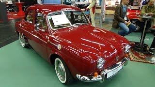 1968 - Renault Dauphine Gordini- Exterior and Interior - Classic Expo Salzburg 2015