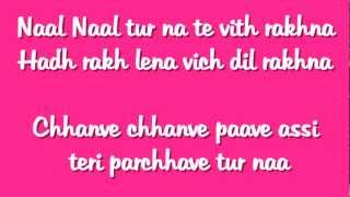 Heer (Lyrics HD) - Jab Tak Hai Jaan - Ft. Harshdeep Kaur | AR Rahman