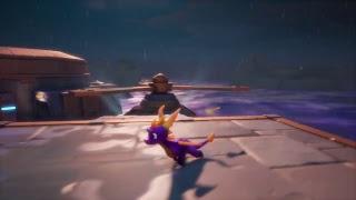 SlowBurne Plays Spyro 2: Ripto's Rage Ep. 2: Ocean Speedway