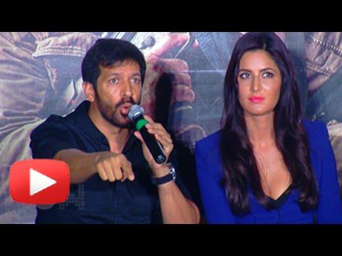(Video) Kabir Khan's Remarks On Terrorists Angers Journalist | Pantom Trailer Launch