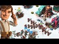 Boom Beach HOOKA WITH TAUNT New HEAVY Tribe Boosts mp3