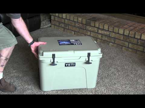 Review: Yeti Coolers