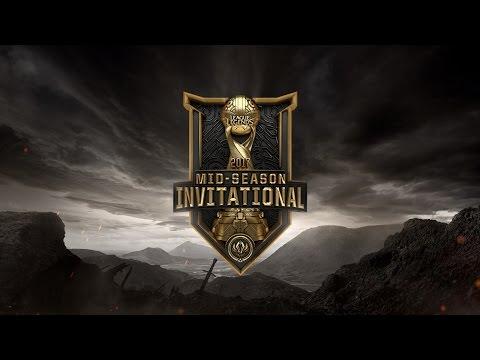 2017 Mid-Season Invitational Play-In Draw Show