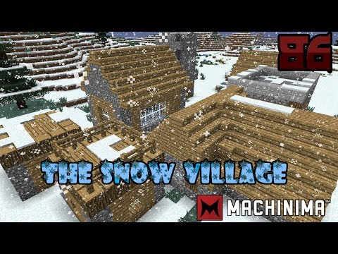 the-snow-village-minecraft-machinima.html