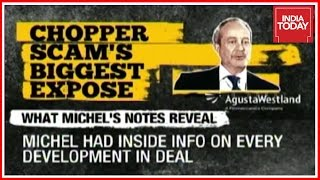 India Today Exclusive: Christian Michel's Notes In AgustaWestland Chopper Scam Revealed