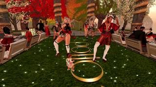 RG & Athena Second Life Wedding - 4.8.18