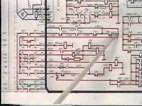 ВЛ80 Цепи управления линейными