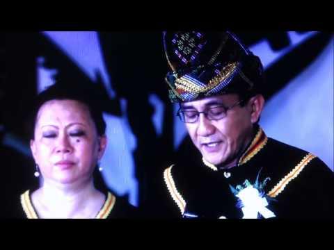 Perkahwinan Tradisional Etnik Kadazan