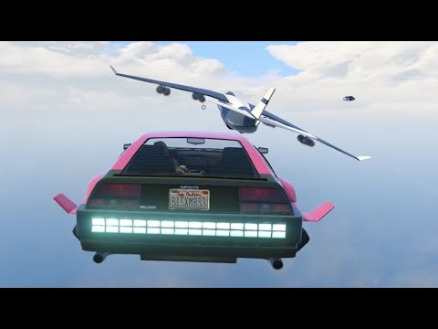 6 Cool Things You Can Do In Gta Online S