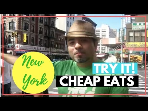 New York City Cheap Eats: Wah Fung/Chinatown