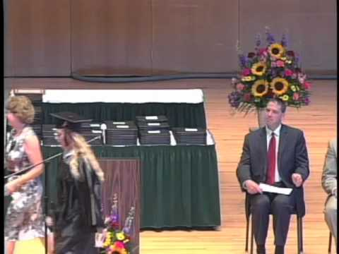 2011 Fredonia High School Commencement