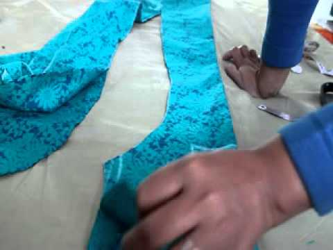 how to measure cut and sew princess cut kurti learn