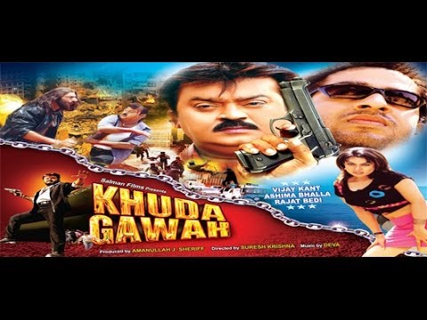 Khuda Gawah Full Movie Part 1