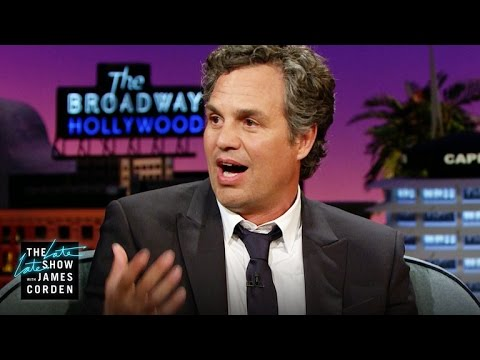 Mark Ruffalo Is Your Average NYC Subway Rider